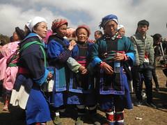Guizhou China  2018龙里中排(正月初八)跳月 (gsfy 弓石飞燕) Tags: 中国 贵州 苗 苗族 亚洲 节日 guizhou china miao hmong asia