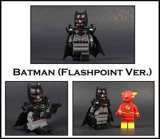 Batman Flashpoint ver.