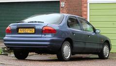 N195 FNG (Nivek.Old.Gold) Tags: 1995 ford mondeo 18 16v verona 5door pertweeback