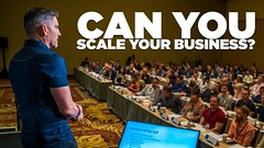 Can You Scale Your Business? - Grant Cardone (yoanndesign) Tags: bootcamp business digitalmarketing ecommerce expand expansion grantcardone growyourbusiness growth howtobecomeamillionaire howtogrowyourbusiness howtoincreaseyoursales howtomakemoremoney makemoneyonline millionaire money onlinesales salestraining scale shopify socialmedia socialmediamarketing success