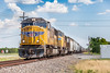 UP 4441 (gameover340) Tags: up unionpacific uplivoniasubdivision louisiana manifest emds sd70m local lld66