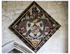 Hatchment (badger_beard) Tags: st mary michael church trumpington cambridge cambridgeshire south cambs