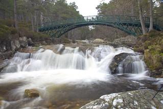 Bridging The Falls