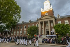 180521-G-XO367-125 (US Coast Guard Academy) Tags: corpsofcadets uscoastguardacademy newlondon connecticut cadets officers academy barger pettyofficernicolefoguth rearadmjamesrendon usa