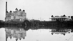 Canadian Industrial Alcohol Building in St. Boniface, 1920s (vintage.winnipeg) Tags: winnipeg manitoba canada vintage history historic buildings