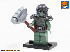 ORCS ARMY 12 (baronsat) Tags: lego collection moc mix custom minifigs minifigures citadel warhammer lotr orcs goblin game tabletop rpg miniatures dungeons add dragons