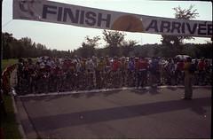 [1982] National Road Cycling Championships Edmonton 011 (wwhhiiisskkas) Tags: 1982 canada canadian national road cycling championships edmonton alberta hawrelak park emily murphy hill saskatchewan drive