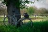 La Bourdie (Smart Public Space) Tags: vintagebicycle vintagecycling 自転車 cyclingphotos cyclingshots randonneur randonneuse bicycleporn frenchbicycle bicyclette fujifilmxseries correze voyageàvélo joroutens