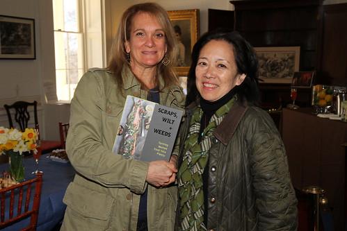 Diana Hoch talks to Tama about Scraps, Wilt and Weeds cookbook