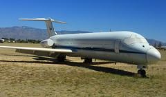 MDD C-9B ~ N932NA (Aero.passion DBC-1) Tags: davis monthan afb tucson az bus tour usa usaf aeropassion avion aircraft aviation plane collection storage mdd c9 ~ n932na dc9