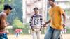 Mumbai-fb-30.jpg (Karl Becker Photography) Tags: india mumbai nikon football boy youngman shirtless sports