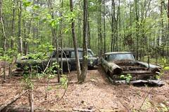 IMG_5748 (mookie427) Tags: urbex urban explore exploration explorers exploring ue derelict abandoned decay decayed ruin ruined car graveyard scrapyard old junkyard rusty rusted classic cars city georgia usa
