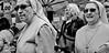 Three hail mary's (Baz 120) Tags: candid candidstreet candidportrait city candidface candidphotography contrast street streetphoto streetphotography streetcandid streetportrait sony a7 fullframe rome roma women monotone monochrome mono market noiretblanc blackandwhite bw urban life primelens portrait people pentax20mm28 italy italia grittystreetphotography faces decisivemoment