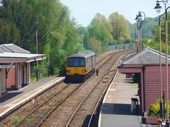 143619 Crediton (4) (Marky7890) Tags: gwr 143619 class143 pacer 2f27 crediton railway devon tarkaline train