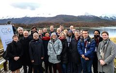 2da reunión de Sherpas (G20 Argentina) Tags: 2nd second sherpa meeting ushuaia recreativa tierradelfuego lapataia
