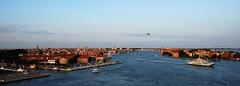 Venecia (Italia, 17-6-2017) (Juanje Orío) Tags: 2017 venecia venezia italia italy patrimoniodelahumanidad worldheritage canal agua water barco boat