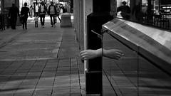 Smoking Hand (Jacques P Raymond) Tags: calgary alberta canada ca