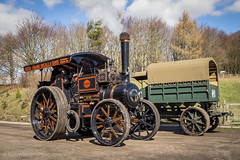 Beamish 2018 (Ben Matthews1992) Tags: beamish museum 2018 county durham britain england old vintage historic preserved preservation vehicle transport haulage rally show mclaren big mac bf5258 ingall