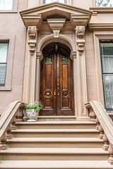 Brooklyn, New York (PMillera4) Tags: brooklyn brooklynny stoop stairs stairway brownstone newyorkcity newyork