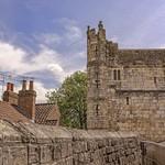 Monkbar and city walls. thumbnail