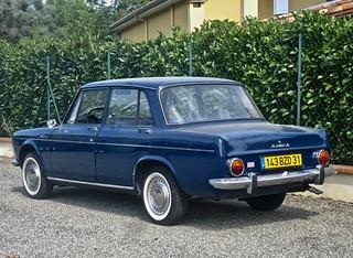 1966 SIMCA 1300 Berline