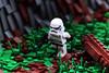 LEGO Star Wars   The Battle of Endor MOC (Izavagooba) Tags: lego star wars endor moc battle return jedi tree technique st atst timelapse storm trooper stormtrooper ewok hunt