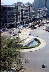 Saigon, Vietnam, October 1967. (Linh Yoshimura) Tags: vietnamwar saigon 1967