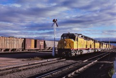UP     Laramie, WY (larryzeutschel) Tags: union pacific up wyoming railroad