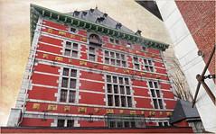 Maison et musée Grand Curtius, quai de Maastricht, Liège, Belgium (claude lina) Tags: claudelina liège musée museum maison house maisoncurtius legrandcurtius belgium belgique belgië