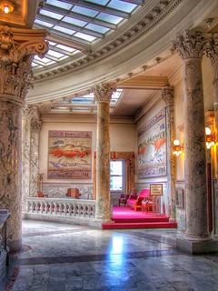 Boise Idaho ~ Idaho State Capitol ~ Historical Furniture Display