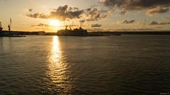 Norwegian Breakeway au lever du soleil à Brest - 6019 (rivai56) Tags: brest bretagne france fr norwegian breakeway au lever du soleil à 6019
