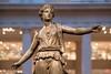 Artemis (20180512-DSC06202-Edit) (Michael.Lee.Pics.NYC) Tags: newyork metropolitanmuseumofart greekandromanart artemisandthestag bronze sculpture bokeh gallery architecture sony a7rm2 fe24105mmf4g