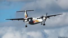 P6011555 TRUDEAU (hex1952) Tags: yul trudeau canada bombardier aircreebec dash8 dhc8 dash cgtco dhc8102