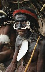 img116 (deepchi1) Tags: irianjayawestpapua irian jaya west papua irianjaya westpapua indonesia stoneagepeople island jungle primitive dani penisgourd gourd bilimbag hilltribes highlands wawena nosebones