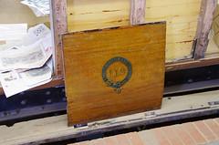 IMGP3193 (Graham_King) Tags: pentax k5 bluebellrailway horstedkeynes enamelsigns steamengines