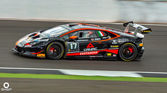 Lamborghini Super Trofeo Silverstone 2017 (16 of 32) (SHGP) Tags: blancpain gt series silverstone 2016 race circuit motorsport racing car fast canon 700d sigma 18250mm outdoor light white speed auto sport vehicle scuderia praha ferrari 488 gt3 worldcars steven harrisongreen shgp black monochrome road lamborghini super trofeo cup hurucan
