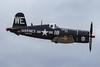 Chance Vought F4U-4B Corsair (Norman Graf) Tags: f4u4 f4u airplane aircraft airshow 2017planesoffameairshow n4tf chancevought corsair fighter plane wwii warbird