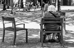 berlin... (andrealinss) Tags: berlin bw blackandwhite berlinstreet berlinstreets andrealinss 35mm kreuzberg36 kreuzberg kreuzbergstreet schwarzweiss street streetphotography streetfotografie