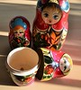Matryoshka (vanessa_morawski) Tags: matryoshka nestingdoll stackingdoll doll russian colourful red many toy