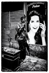 you smile (alessandrochiolo) Tags: sicilia street sicily siciliabedda streetphoto streetphotografy streetphotography biancoenero bw bn blackandwhite fujifilm fuji streetphotographer