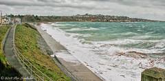Ross Bay Storm (Per@vicbcca) Tags: rossbay britishcolumbia vancouverisland victoria canada ocean winter storm driftwood driftlogs