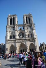 Париж Нотр-Дам InterNetri  France 152