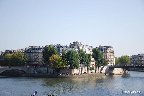 Париж Сена InterNetri  France 110