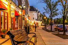 an evening in Calgary (mehrdadmolaei538) Tags: street streetlights spring sunset streets streetshots calgary calgarystreets yyc yycstreets garrisonwoods