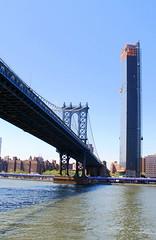 Manhattan Bridge, New York, USA. (Roly-sisaphus) Tags: nyc thebigapple unitedstatesofamerica