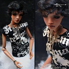 Untitled-23 (Dollfason) Tags: кукла коллекционная авторская модадлякукол радуэт mooqla raduet dolloutfit clothes for dolls fashionfordoll fashiondoll accessories