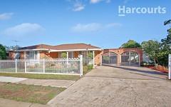 2 Joadja Crescent, Glendenning NSW