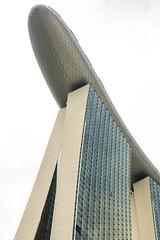Marina Bay Sands Hotel, Singapore (Chicago_Tim) Tags: marinabaysands sands marina bay singapore ship modern contemporary strange