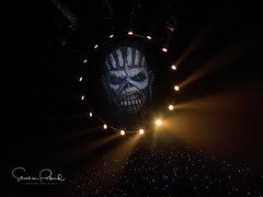 Iron Maiden (Stephen J Pollard (Loud Music Lover of Nature)) Tags: eddie ironmaiden mascot livemusic music música envivo concertphotography concert concierto