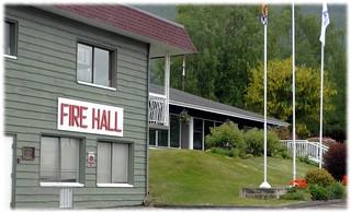 Port Alice Fire Hall & Municipal Office - 3 (of 3) - Sony DSC-HX300